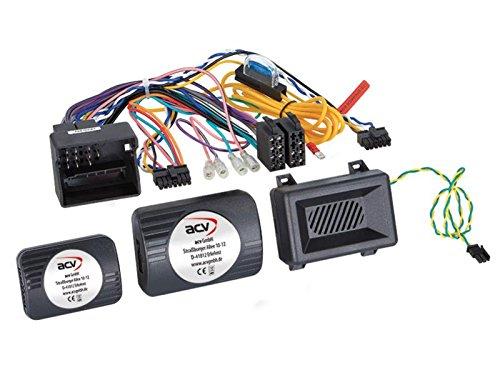 Dietz 61169 CAN BUS Interface für PDC + Warntöne BMW E8 /82/87/88 E90/91/92/93 Lenkradadapter
