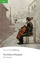 Penguin Readers MP3 CD Pack Level 3. The Cellist of Sarajevo (Pearson English Graded Readers)