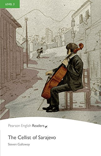 Penguin Readers 3: Cellist of Sarajevo, The Reader Book and MP3 Pack (Pearson English Graded Readers)