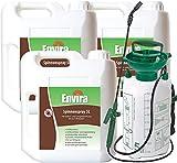 ENVIRA Spinnenbarriere 3x5Ltr+5Ltr Sprüher