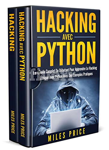 Miles Price - Hacking avet Python sur Bookys