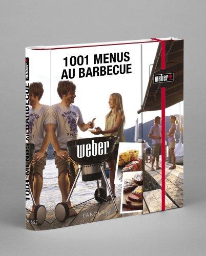 1001 menus au barbecue par Jamie Purviance