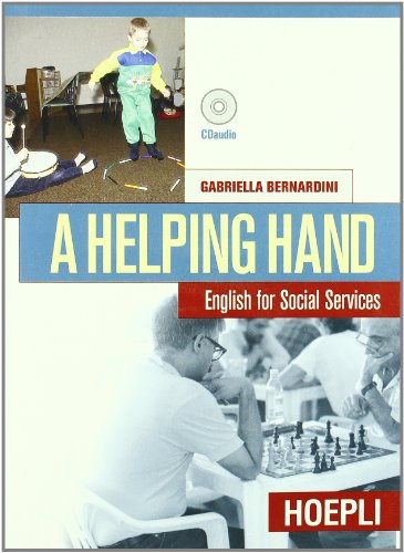 Helping hand. English for social services. Con CD Audio. Per gli Ist. Professionali per i servizi commerciali (A)