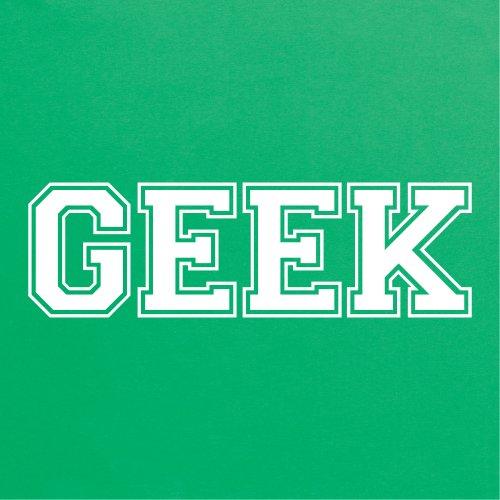 Geek Slogan T-Shirt, Herren Keltisch-Grn
