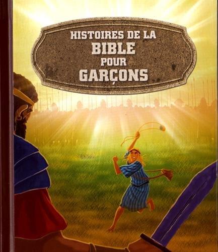 Histoires de la Bible pour garçons par Gustavo Mazali