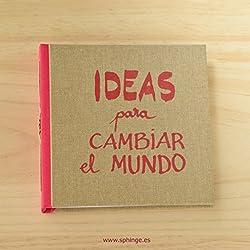 Cuaderno de notas artesanal, libreta, formato cuadrado.