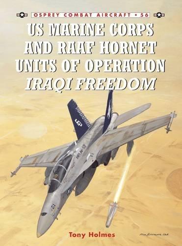 us-marine-corps-and-raaf-hornet-units-of-operation-iraqi-freedom-combat-aircraft