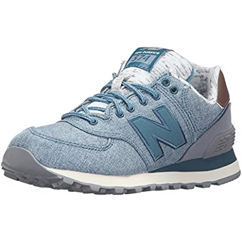 New Balance Wl574aec-574, Zapatillas de Running para Mujer
