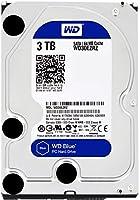 Wd Blue PC Harddisk, Hdd, 3 TB