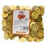Gold Milk Chocolate Coins 1kg