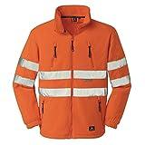 4Protect Warnjacke Seattle Farbe: orange (3460) Größe 3XL
