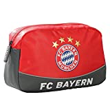 FC Bayern München Kulturbeutel, rot