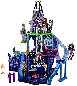 Monster high bjr18 accessoire pour poup e catacombes infernales jeux et jouets - Accessoire monster high pour chambre ...