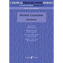 Nocturnes, choir and piano (Choral Programme Series)