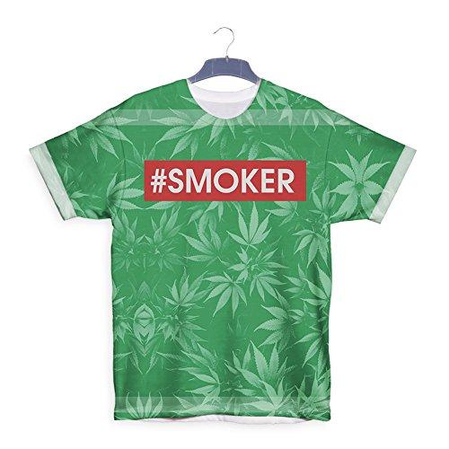 Smoker Obey Marijuana Ganga Bob Marley T-shirt Obey-socken