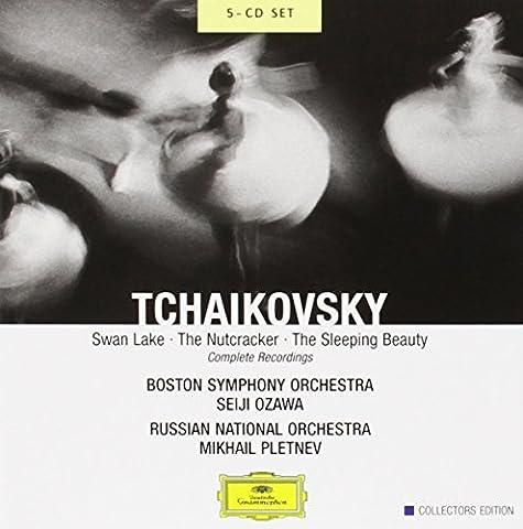 Tchaikovsky: Swan Lake; The Nutcracker; The Sleeping Beauty (DG Collectors