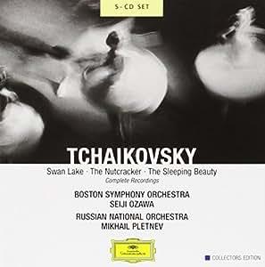 Tchaikovski : Ballets (Coffret 5CD)