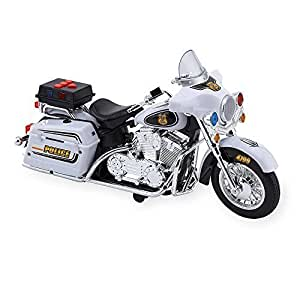 Fast Lane Action Wheels Police Motorcycle by Toys R Us