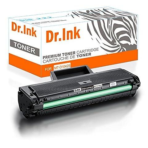 Dr.Ink Cartouche de Laser Toner Compatible de Haut Rendement pour
