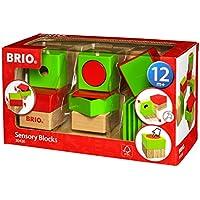 BRIO Infant & Toddler - Sensory Blocks