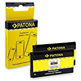2x PATONA Batteria BL-5C per Nokia 100 101 109 112 113 1100 1101 1110 1112 1200 1208 1209 1600 1616 1650 1680 1800 2270 2280 2300 2310 2323 2330 2600 2610 2626 2710 2700cl 2730cl 3100 3105 3109 3120