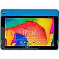 """Woxter N-200 Blue - Tablet de 10.1"""" (Quad Core Cortex A64 1.34 GHz, memoria interna de 16 GB, 2 GB de RAM, Android 7.0) color azul"""