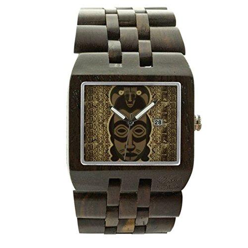 wood-fellas-sanur-logo-trigo-reloj-de-madera-de-madera-reloj-eco-naturaleza-moderno-mascara-marron