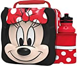 Borsa termica porta pranzo con personaggi Marvel 3D Multicolore Minnie Mouse