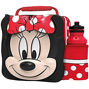 51dJ q9M1jL. SS300  - Elemed 59553 Disney Character 3D Insulated Bag