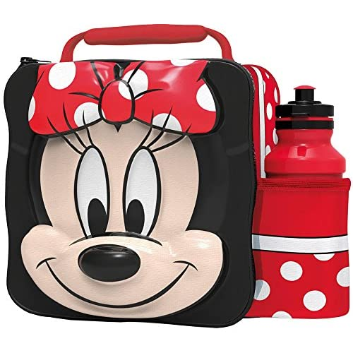 51dJ q9M1jL. SS500  - Elemed 59553 Disney Character 3D Insulated Bag