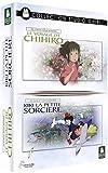 Coffret ghibli : le voyage de chihiro ; kiki la petite sorcière