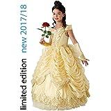 Princesas Disney - Disfraz infantil Bella, edición limitada, L (Rubie's Spain 630613-L)