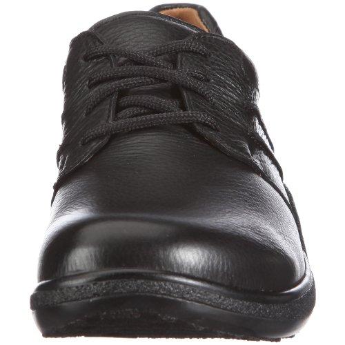 Ganter AKTIV Fee Weite F 4-200571, Chaussures montantes femme Noir (schwarz 0100)