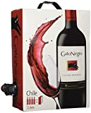 GatoNegro 636861 Vin du Chili Central Valley 2015 3 L