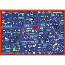 mindmemo Lernposter - Chinesisch für Einsteiger - Vokabeln lernen mit Bildern - Zusammenfassung: genial-einfache Lernhilfe - DIN A2 PremiumEdition - gerollt in wiederverwendbarer Schutzröhre