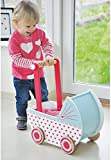 Indigo Jamm Heart Pram - Designed For Children Aged 18 Months Plus