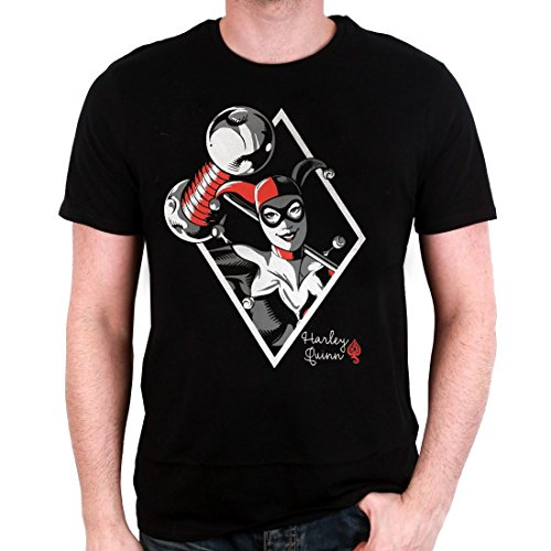 cotton division -  T-shirt - Uomo Noir Homme