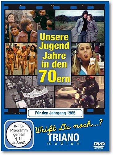 Unsere Jugend-Jahre in den 70ern - Für den Jahrgang 1965: zum 52. Geburtstag: Teenager- und Twen-Chronik - junges Leben in Deutschland in den 1970er Jahren