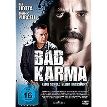 Coverbild: Bad Karma - Keine Schuld bleibt ungesühnt