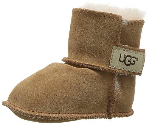 UGG I Erin, Unisex-Kinder Hohe Hausschuhe, Braun (CHESTNUT), 23.5 EU (Herstellergröße:L) - Für Uggs Kleinkinder Stiefel