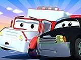 Matt das Polizeiauto bekommt eine Beule/Carl der Supertruck hat Ohrenschmerzen/Klein Tom dem Abschleppwagen ist sein Seil gerissen