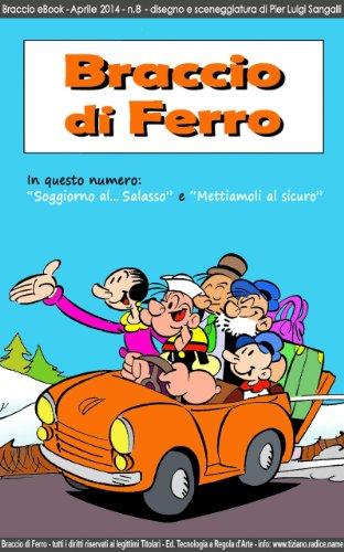 Braccio di Ferro eBook - 8 - ottimizzato per lettori digitali a ...