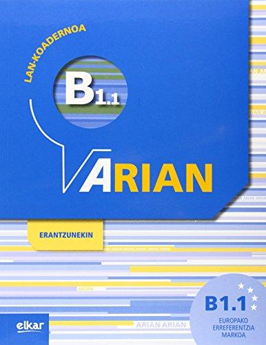 Arian B1.1. Lan-koadernoa: (+erantzunak) por Batzuen artean