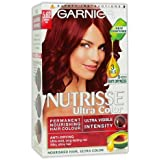 Garnier Nutrisse Ultra Color Permanent Hair Colour 5.62 Vibrant Red