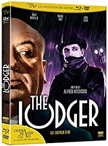 The Lodger (Les cheveux d'or) [Combo Blu-ray + DVD] [Combo Blu-ray + DVD]