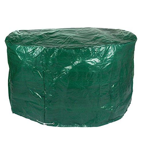 Wasserdichte Abdeckung für den Garten, Grün (Patio Hollywoodschaukel Stuhl)