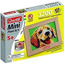 Quercetti 821 Mini Pixel Art Dog Chiodini