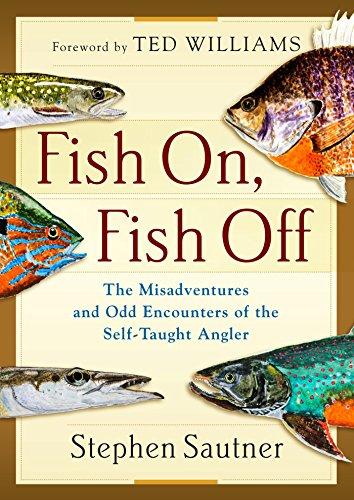 Fish On, Fish Off (English Edition) eBook: Stephen Sautner: Amazon ...