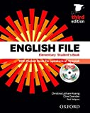 English File Elementary. Student's Book, Itutor And Pocket Book Pack - 3rd Edition (English File Third Edition)