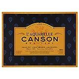 Canson l' acquerello Canson eredità Blocco 4Lati 20fogli grana fine Grana fine 36 x 51 cm